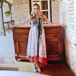 Dresses & Skirts - Silk tube dress from Nepal